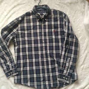 U.S.Polo ASSN mens XL long sleeve shirt